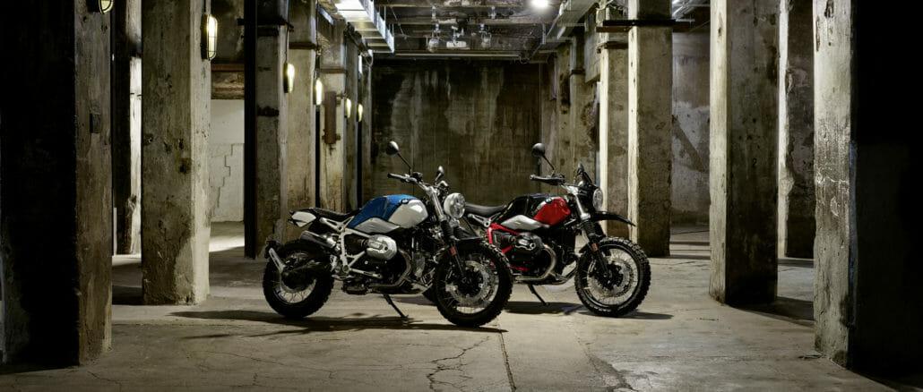 Bmw Presents New R Ninet Models Motorcycles News Motorcycle Magazine