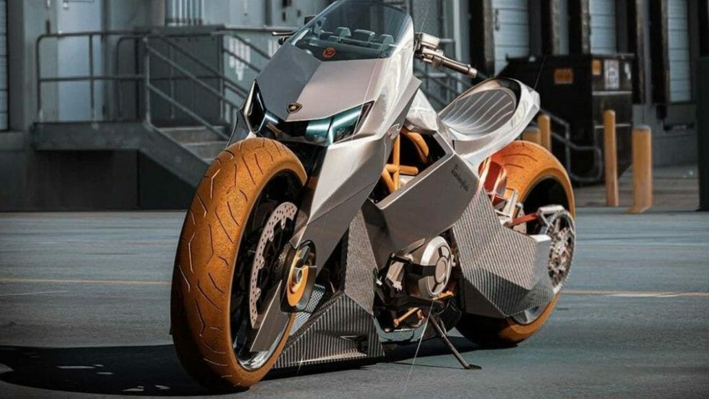 Lamborghini Motorrad