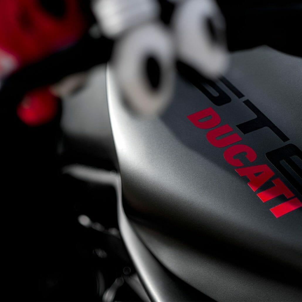 Neue Ducati Monster kommt
