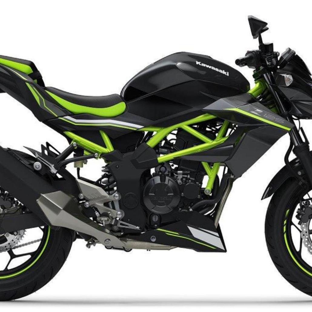 Aktualisierte Kawasaki Z125, Ninja 125 und Z900 RS für 2021