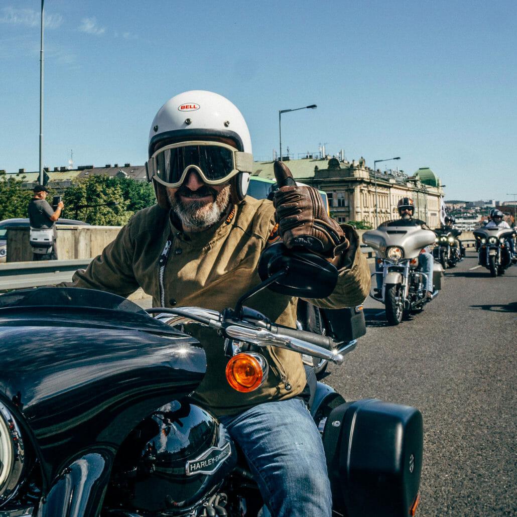 Harley-Davidson plant fünf Veranstaltungen für 2021