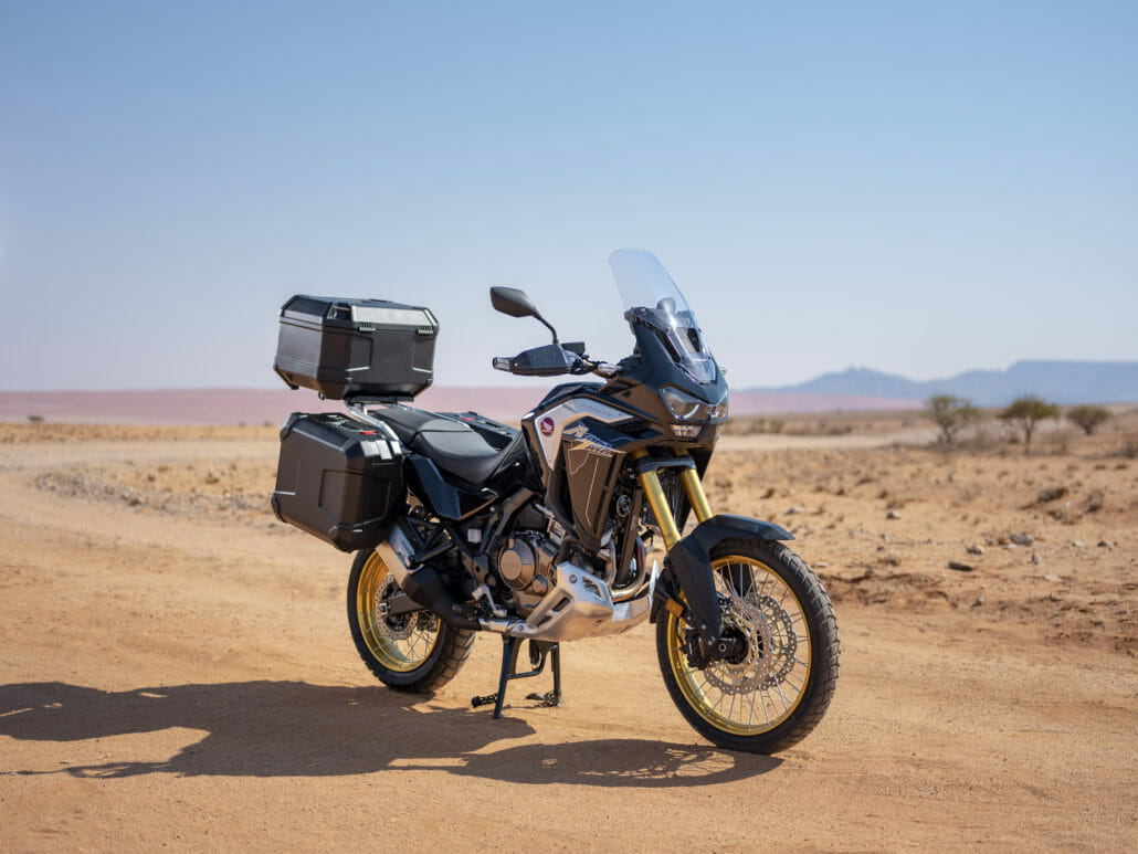 Recall Honda Africa Twin With Dirty Tank Motorcycles News Motorcycle Magazine