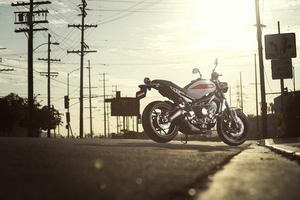 Neue Yamaha XSR900 für 2021